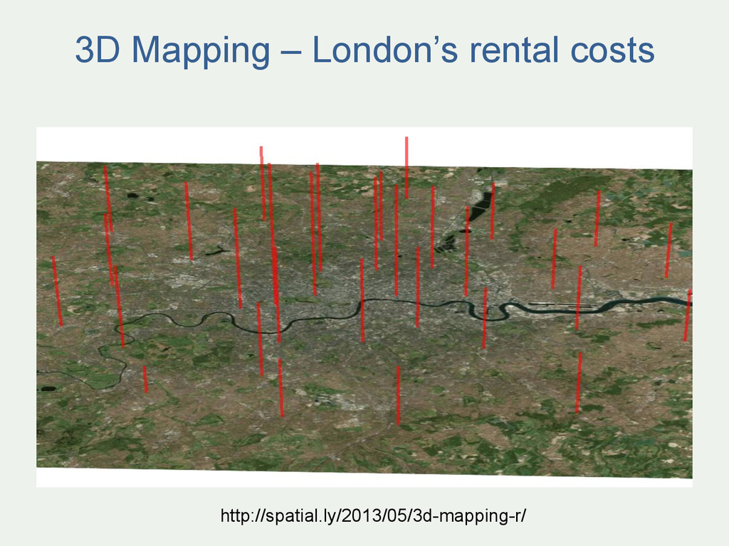 3D Mapping – London's rental costs http://spati...