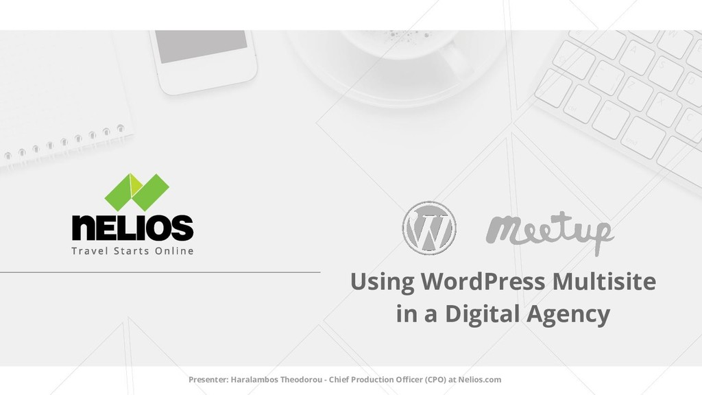 Using WordPress Multisite in a Digital Agency P...