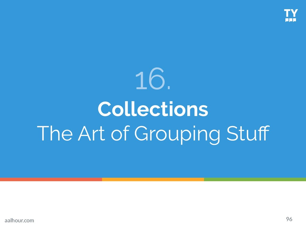 16. Collections The Art of Grouping Stuff 96 aal...