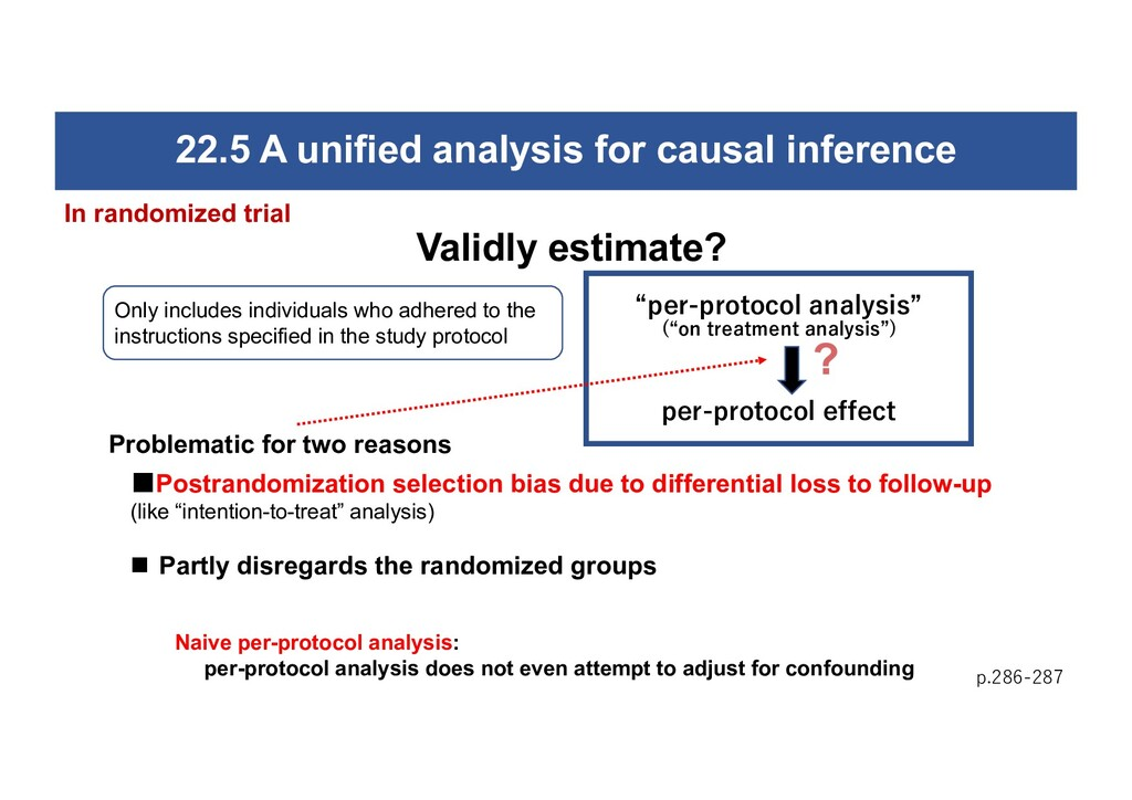 22.5 A unified analysis for causal inference p....