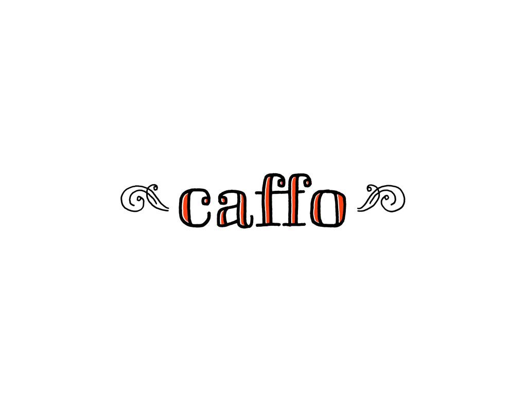 caffo caffo m n