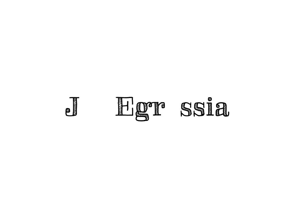 Joe Egressia