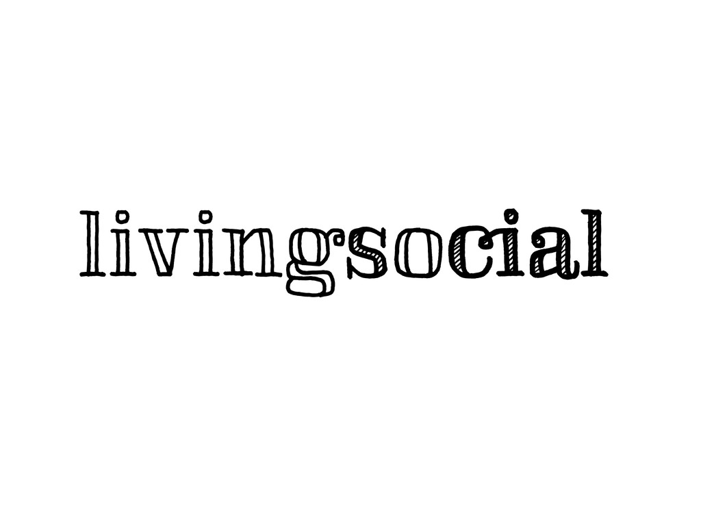 livingsocial social