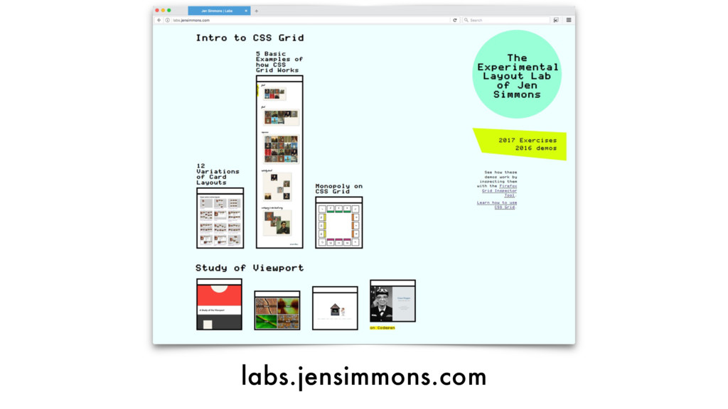 labs.jensimmons.com