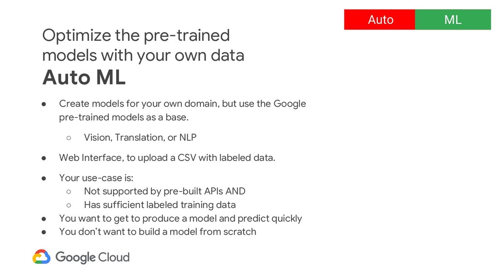 Optimize the pre-trained models with your own d...