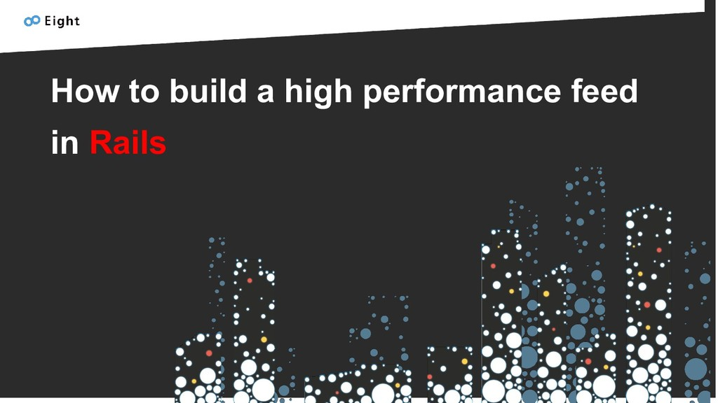 How to build a high performance feed in Rails