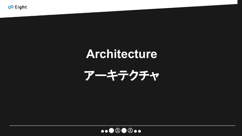 Architecture アーキテクチャ