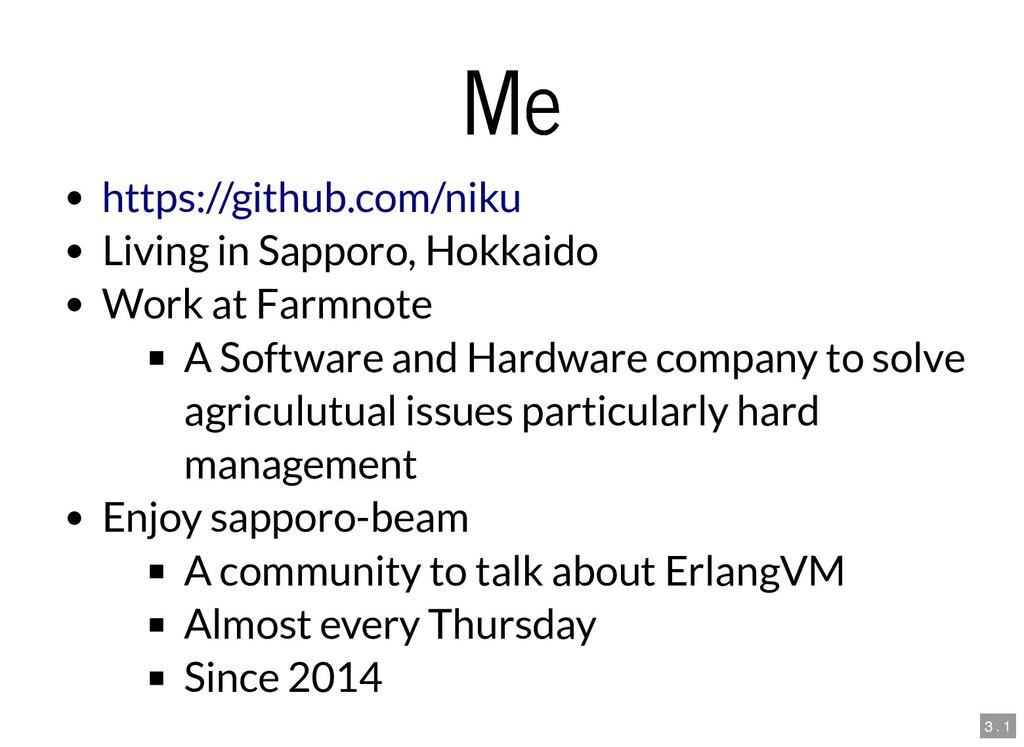Me Me Living in Sapporo, Hokkaido Work at Farmn...
