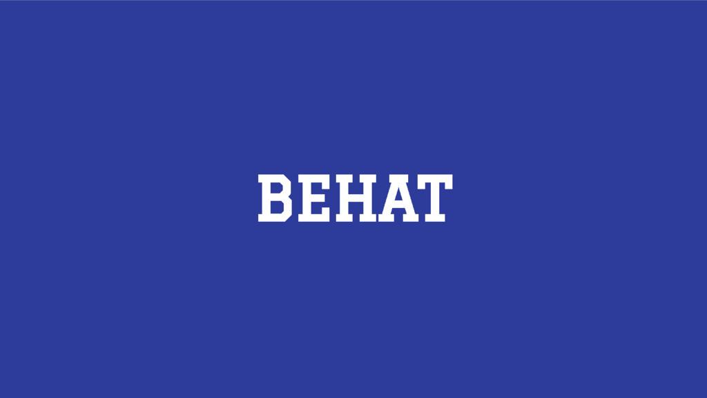 BEHAT