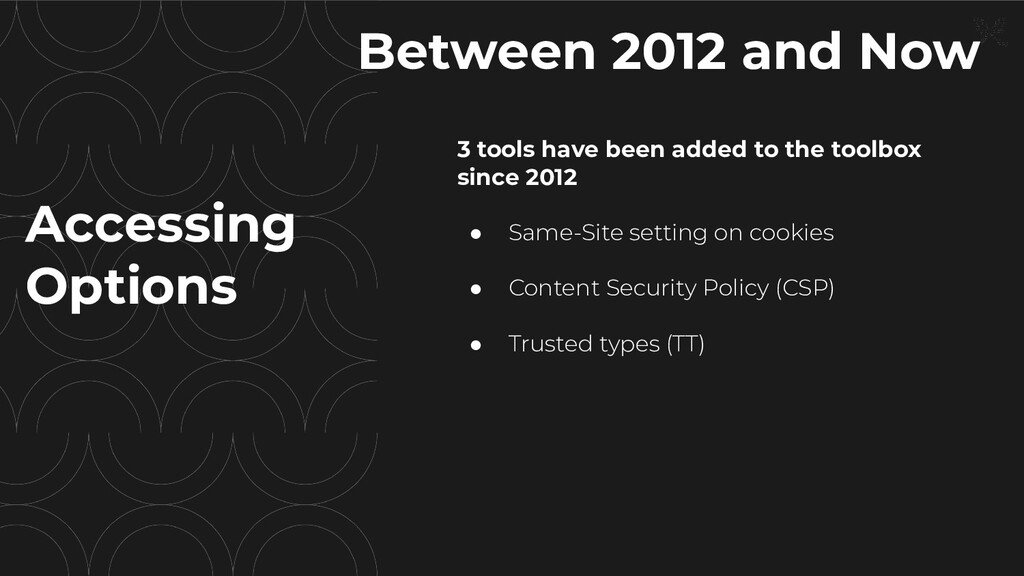 3 tools have been added to the toolbox since 20...