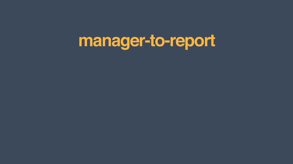 manager-to-report