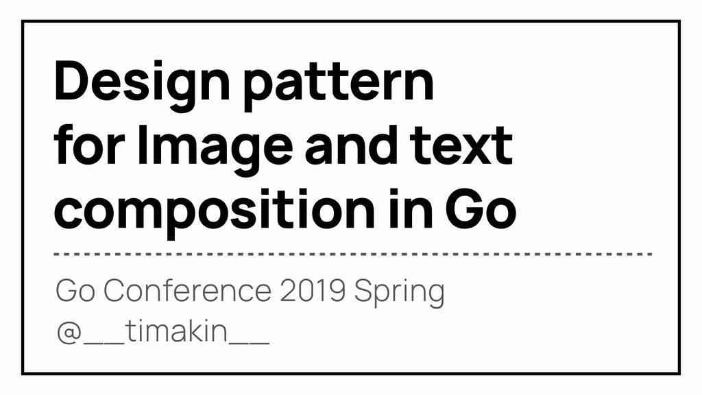 Design pattern 