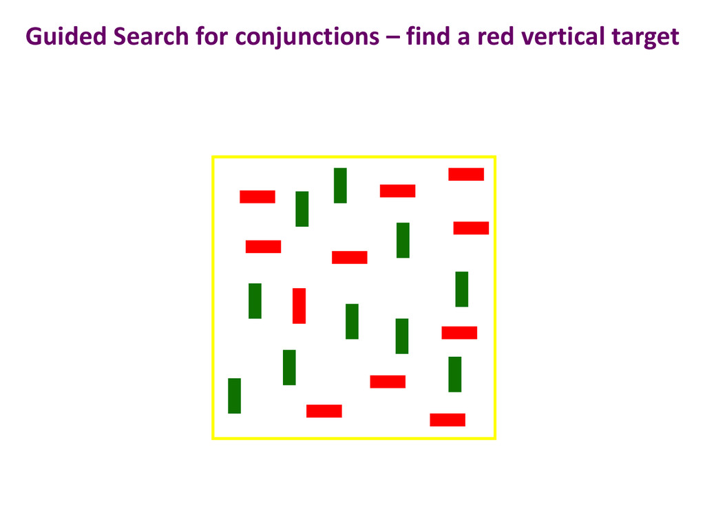 Guided Search for conjunctions – find a red ver...
