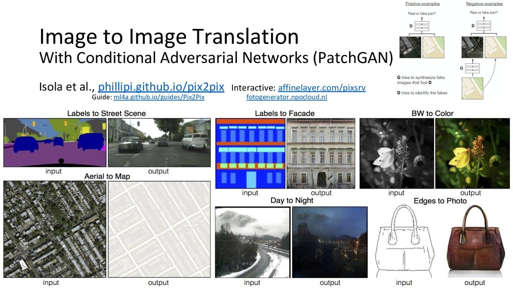 Image to Image Translation With Conditional Adv...