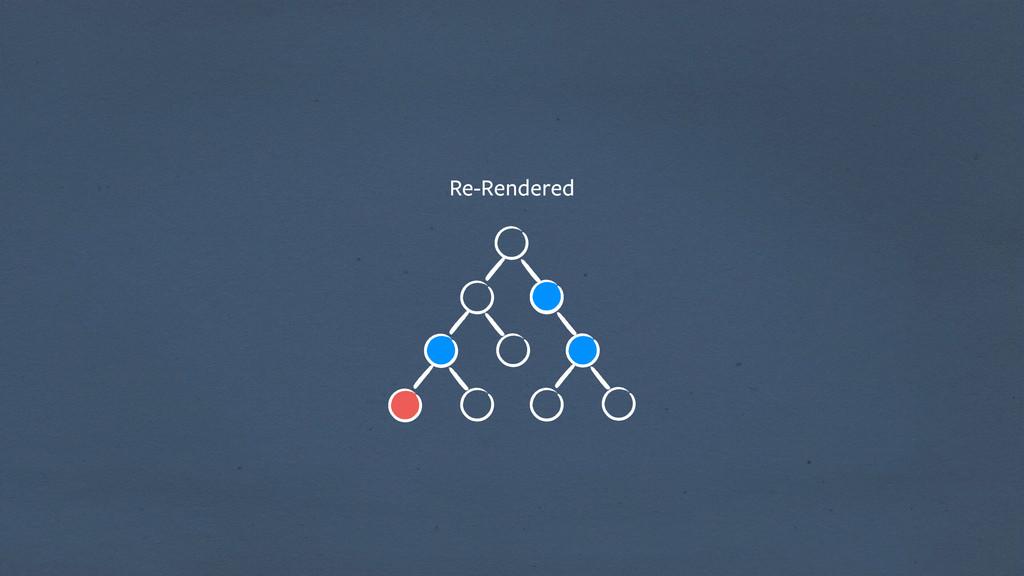 Re-Rendered