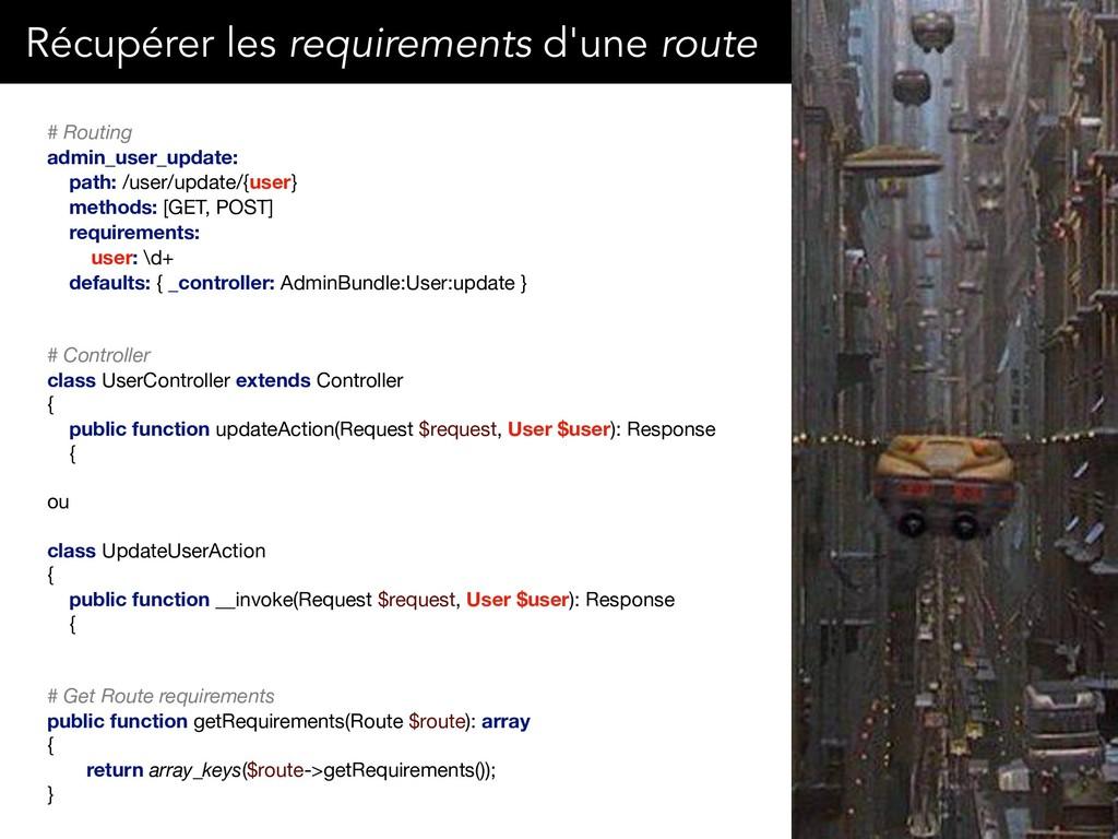 # Routing admin_user_update: path: /user/update...