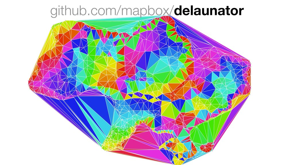 github.com/mapbox/delaunator