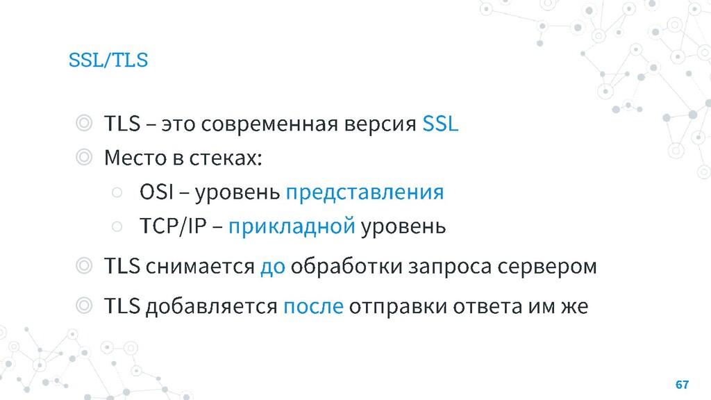 SSL/TLS ◎ ◎ ○ ○ ◎ ◎