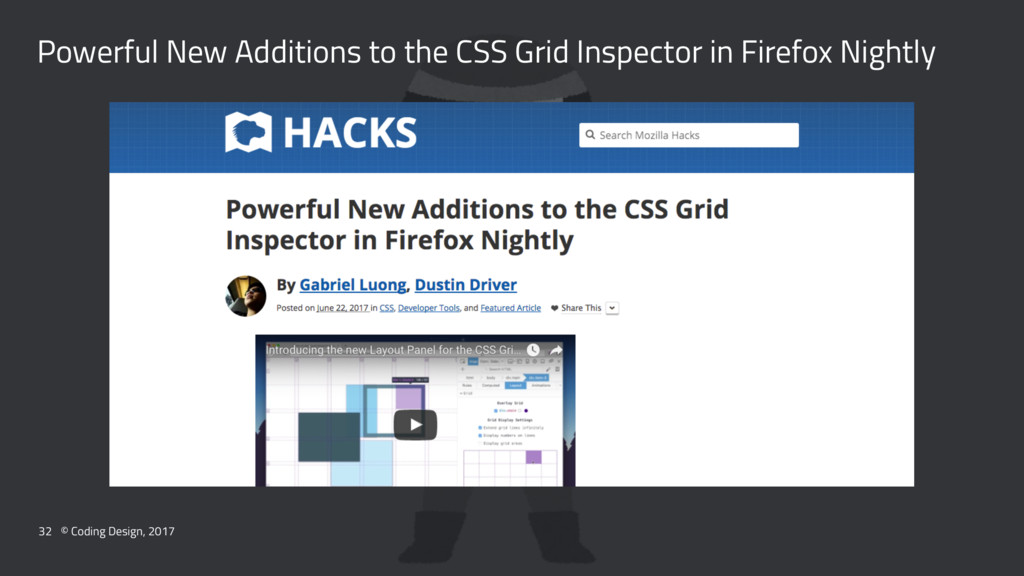 Powerful New Additions to the CSS Grid Inspecto...