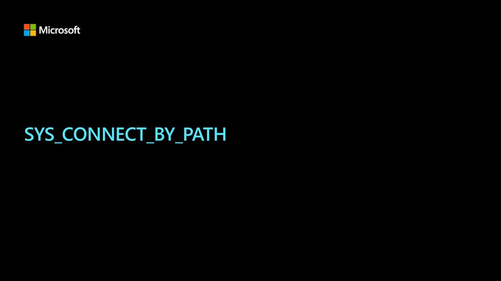SYS_CONNECT_BY_PATH