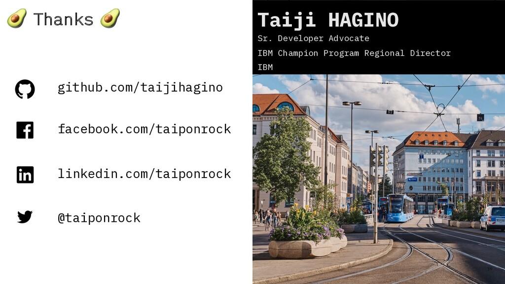 Thanks 39 github.com/taijihagino Taiji HAGINO S...