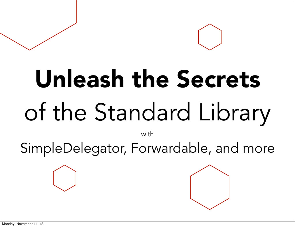 Unleash the Secrets of the Standard Library wit...