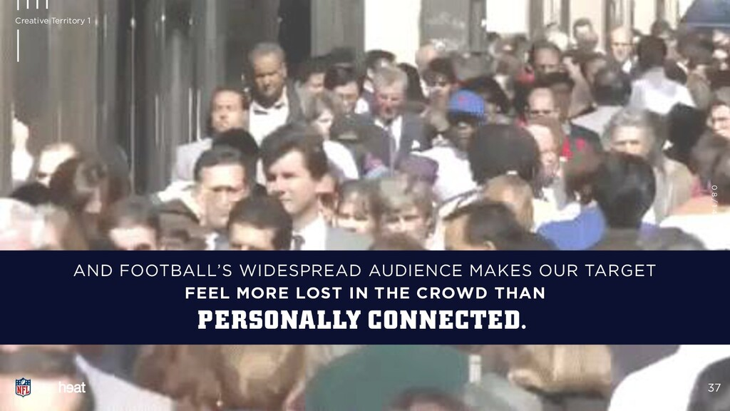 AND FOOTBALL'S WIDESPREAD AUDIENCE MAKES OUR TA...