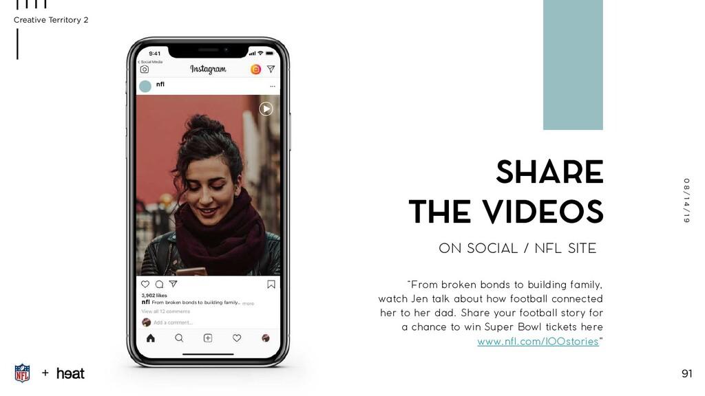 nfl ON SOCIAL / NFL SITE SHARE THE VIDEOS nfl F...