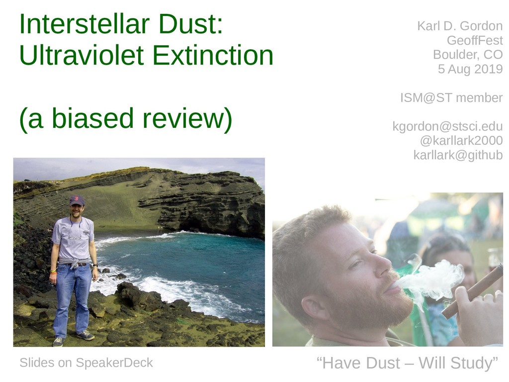 Interstellar Dust: Ultraviolet Extinction (a bi...