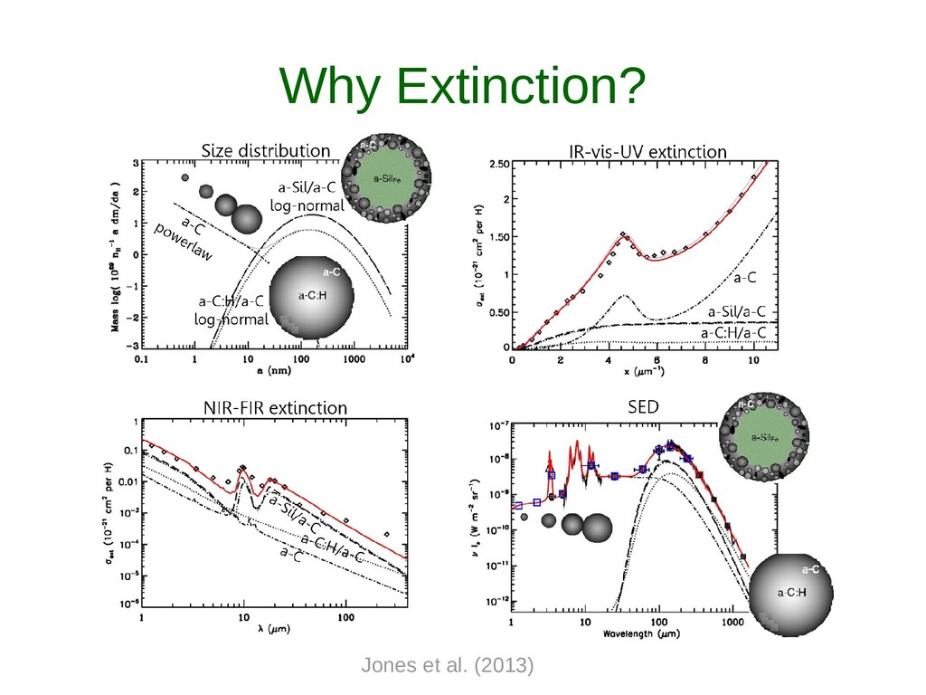 Why Extinction? Jones et al. (2013)