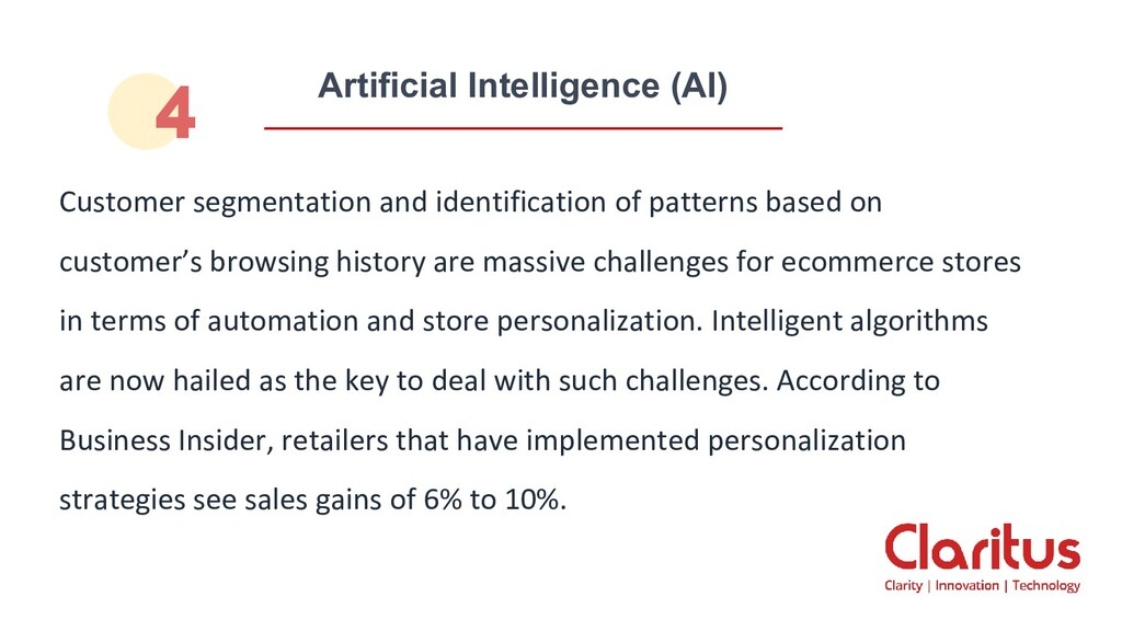 Artificial Intelligence (AI) Customer segmentat...
