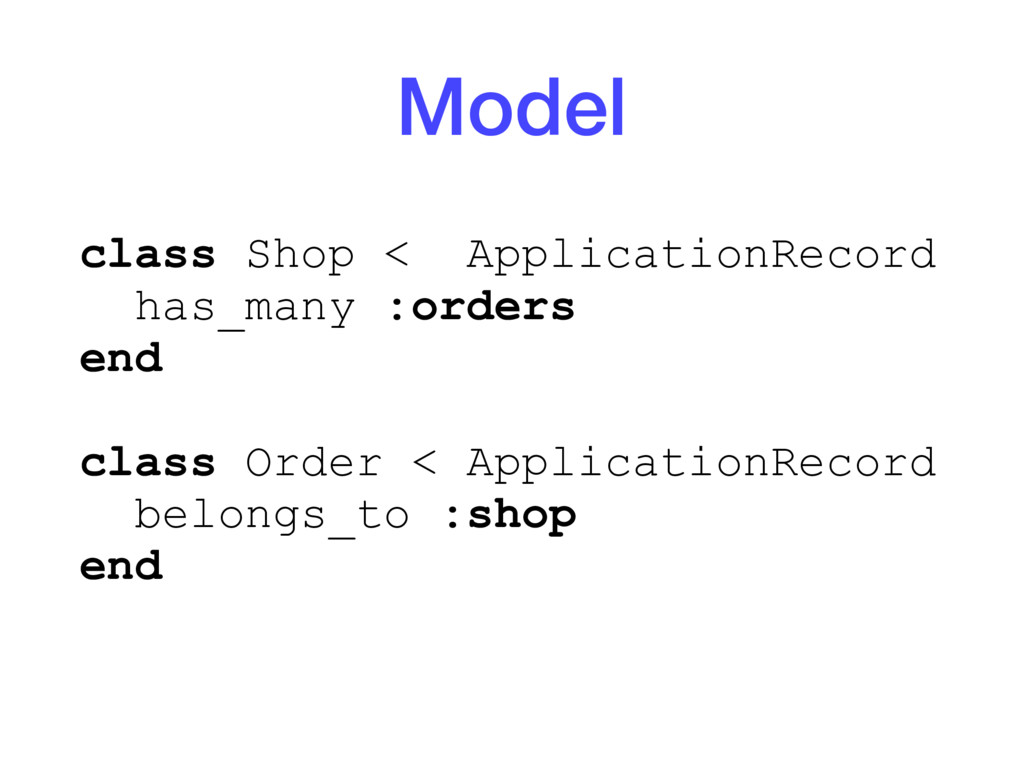 Model class Shop < ApplicationRecord has_many :...