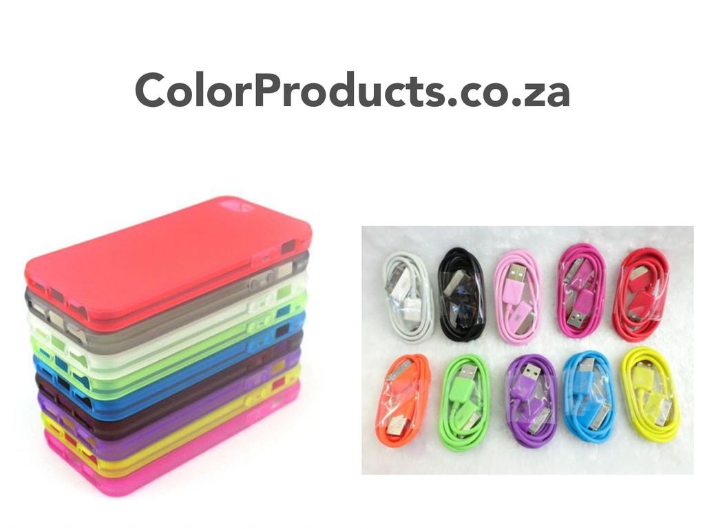 ColorProducts.co.za