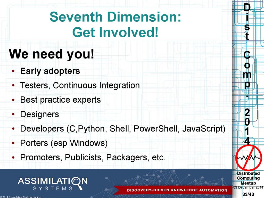 Distributed Computing Meetup 09 December 2014 3...