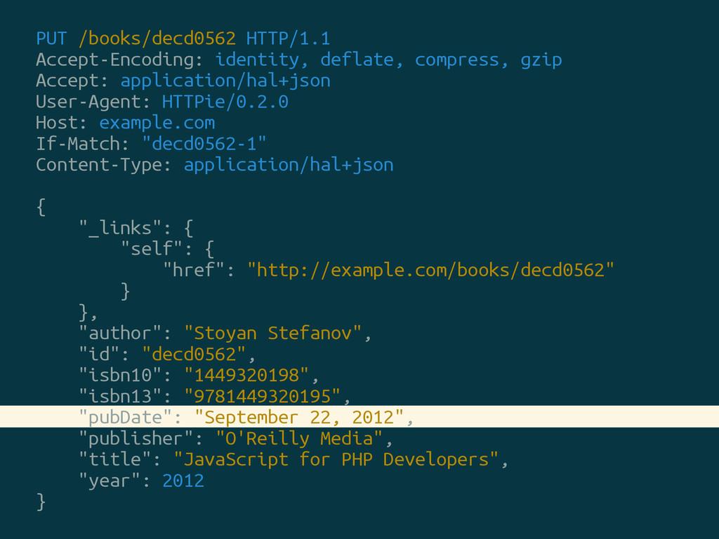 PUT /books/decd0562 HTTP/1.1 Accept-Encoding: i...