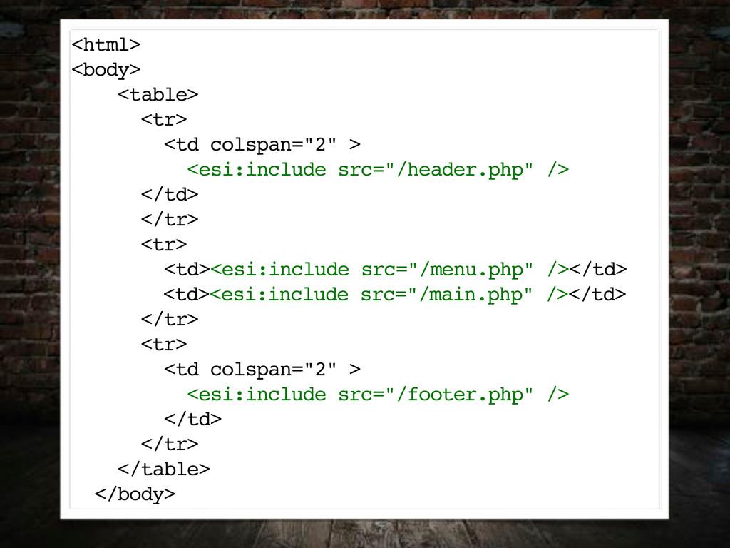 "<html> <body> <table> <tr> <td colspan=""2"" > <e..."