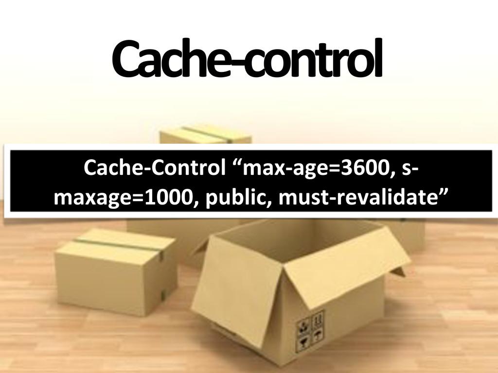 """Cache?control Cache?Control&""""max?age=3600,&s? m..."""