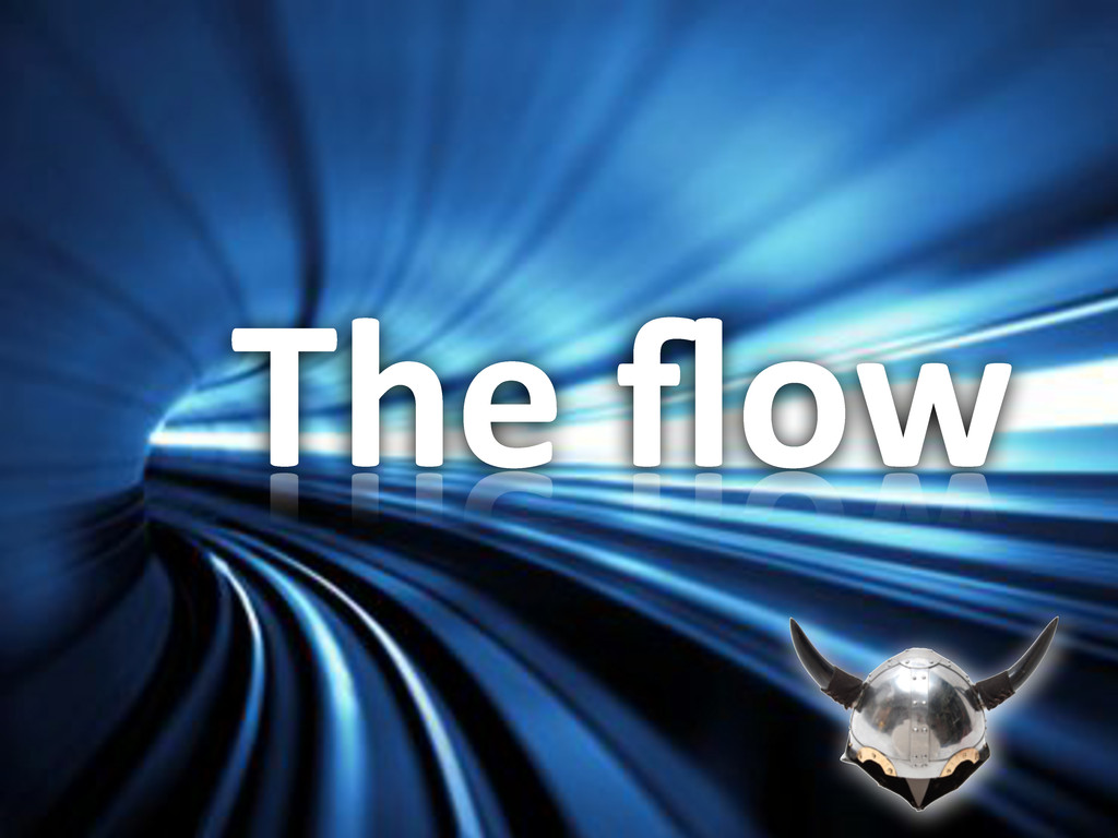 The&flow