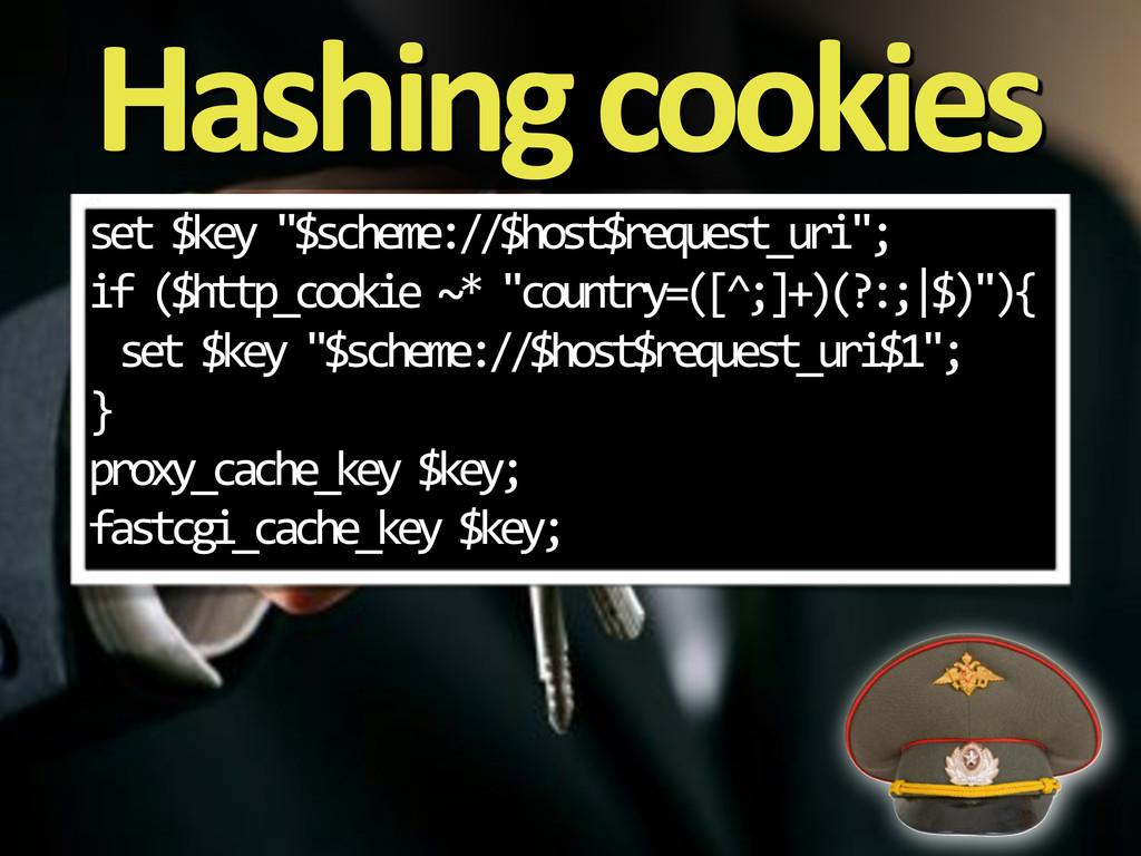 "Hashing&cookies set%$key%""$scheme://$host$reque..."