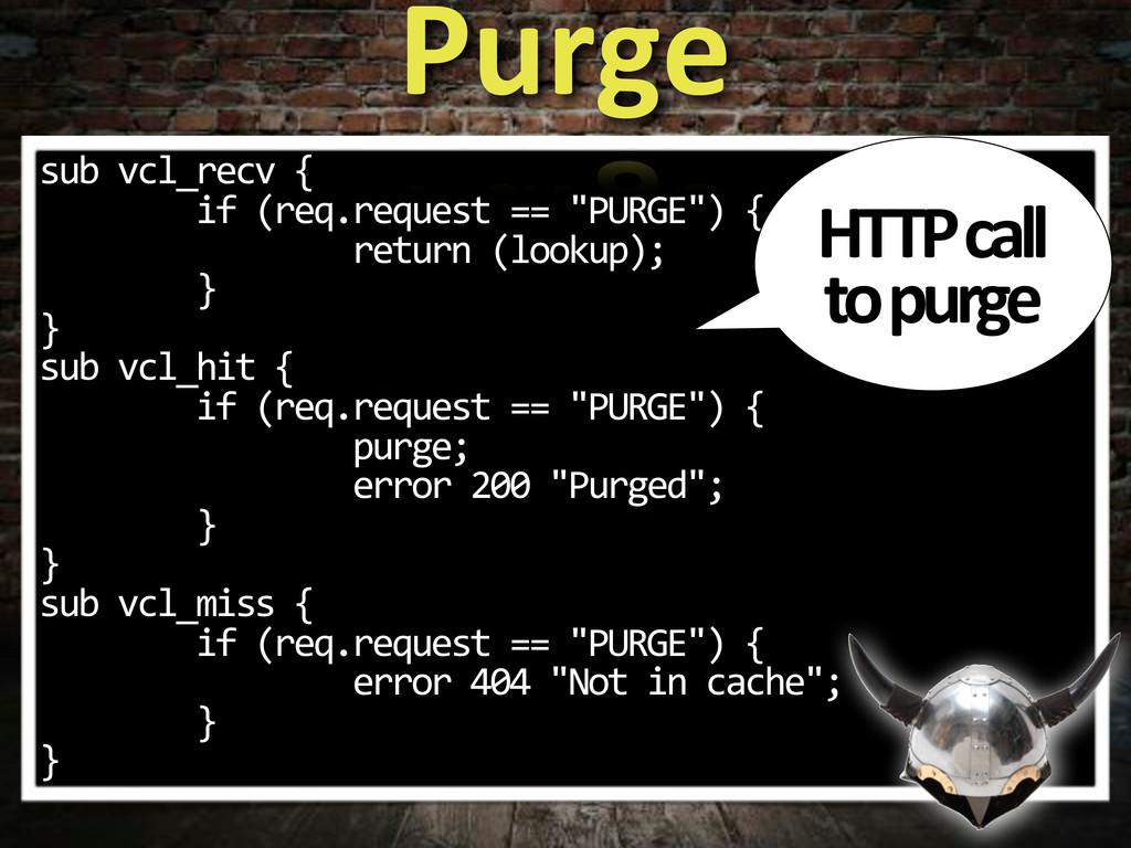 """sub%vcl_recv%{ %%%%%%%%if%(req.request%==%""""PURG..."""