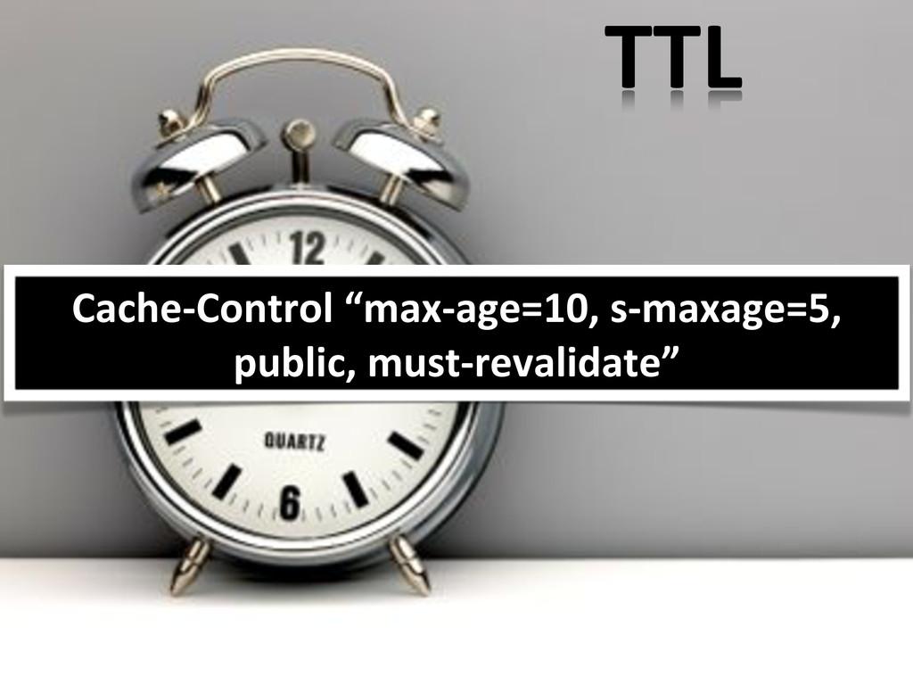"""Cache?Control&""""max?age=10,&s?maxage=5,& public,..."""
