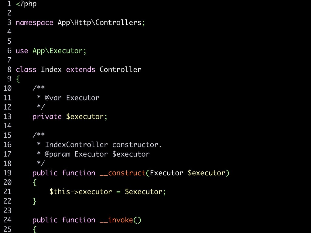 1 <?php 2 3 namespace App\Http\Controllers; 4 5...