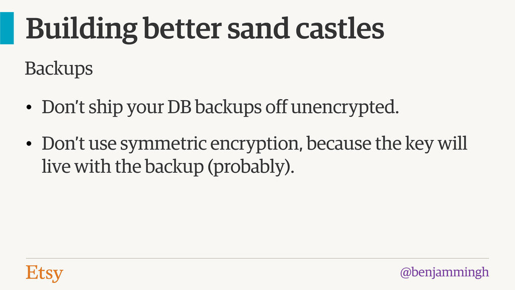 @benjammingh Building better sand castles • Don...