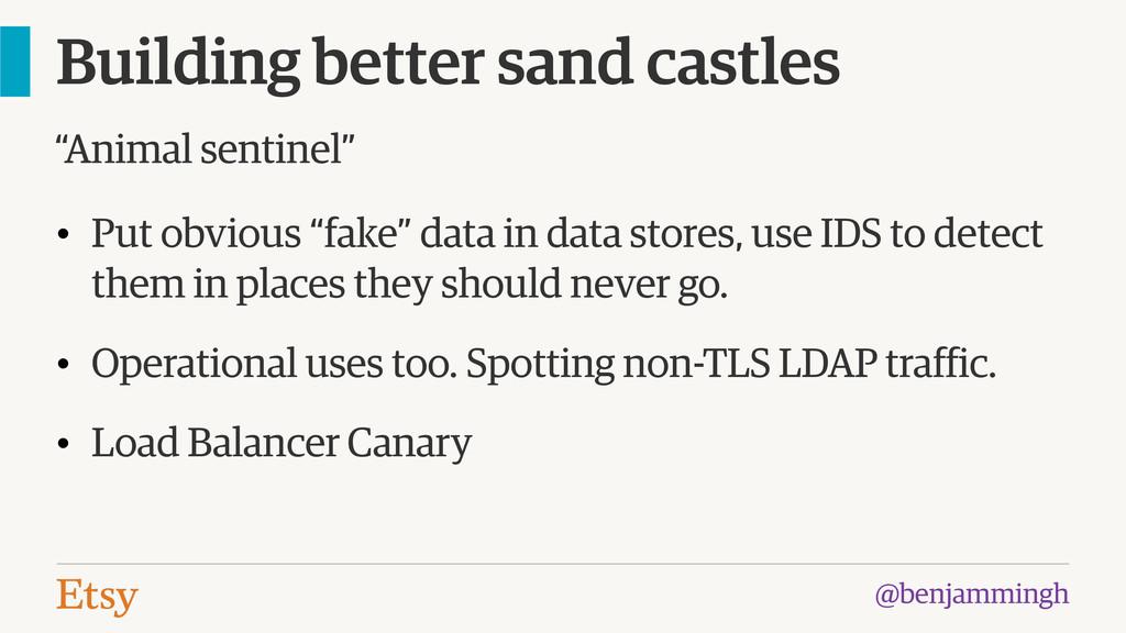 @benjammingh Building better sand castles • Put...