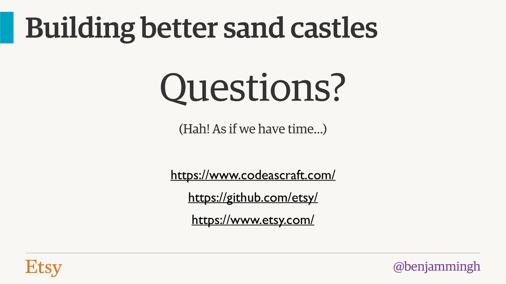 @benjammingh Building better sand castles Quest...