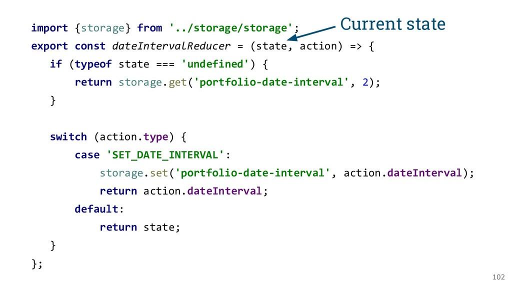 102 import {storage} from '../storage/storage';...