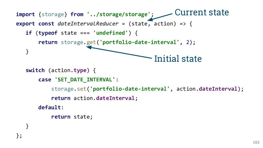 103 import {storage} from '../storage/storage';...