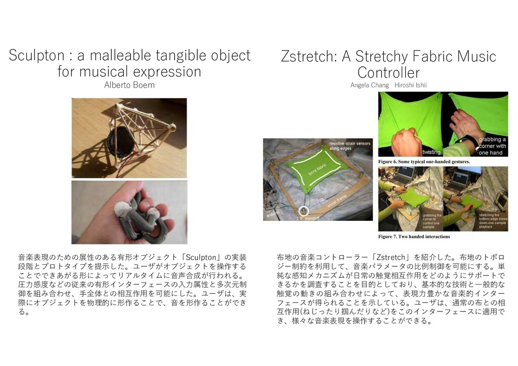 Sculpton : a malleable tangible object for musi...