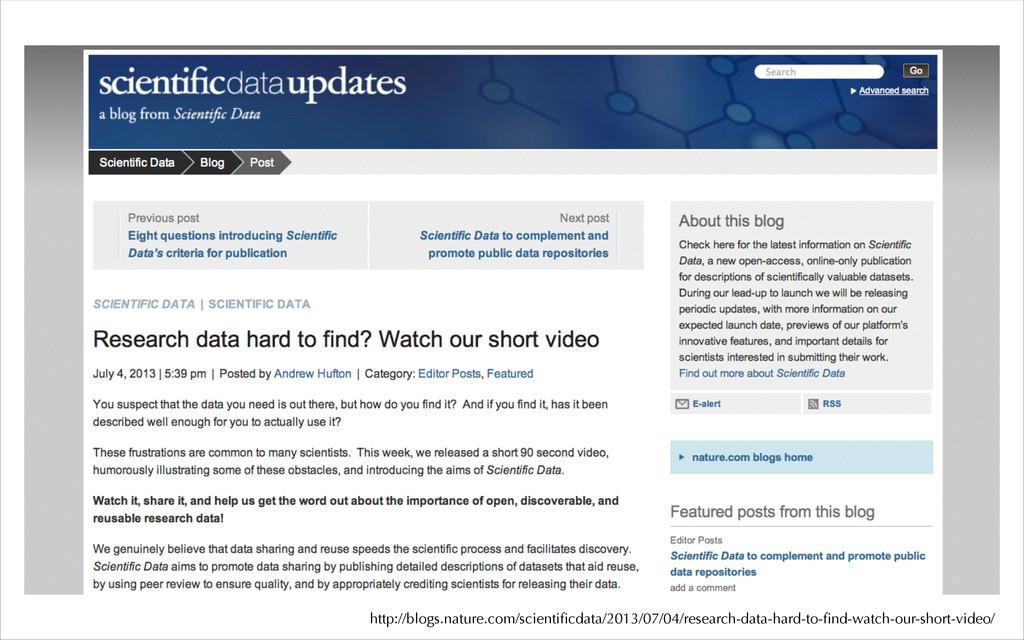 http://blogs.nature.com/scientificdata/2013/07/0...